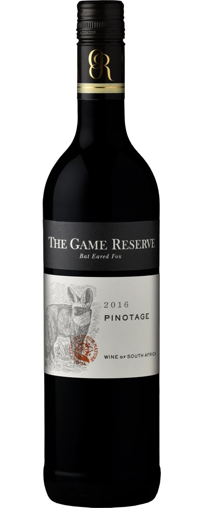 The Game Reserve Pinotage 2016