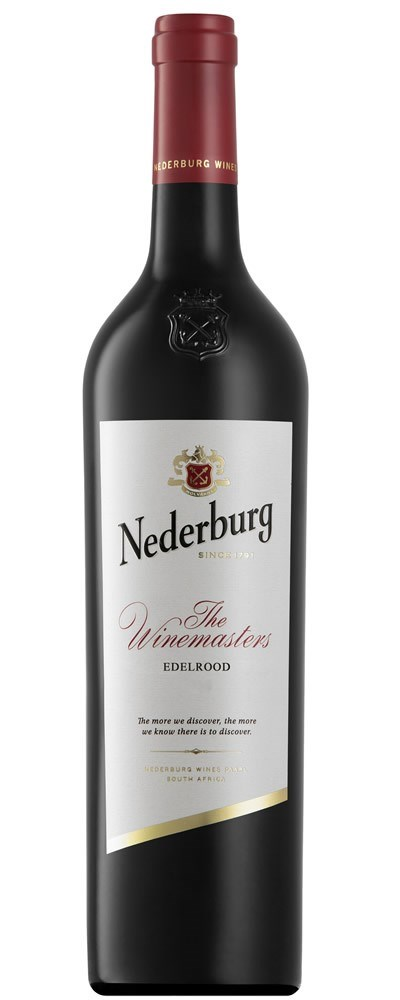 Nederburg The Winemasters  Edelrood 2017