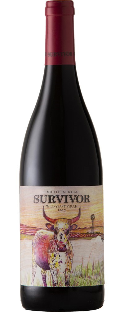 Survivor Wild Yeast Syrah 2017