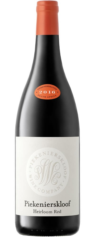 Piekenierskloof Heirloom Red 2016