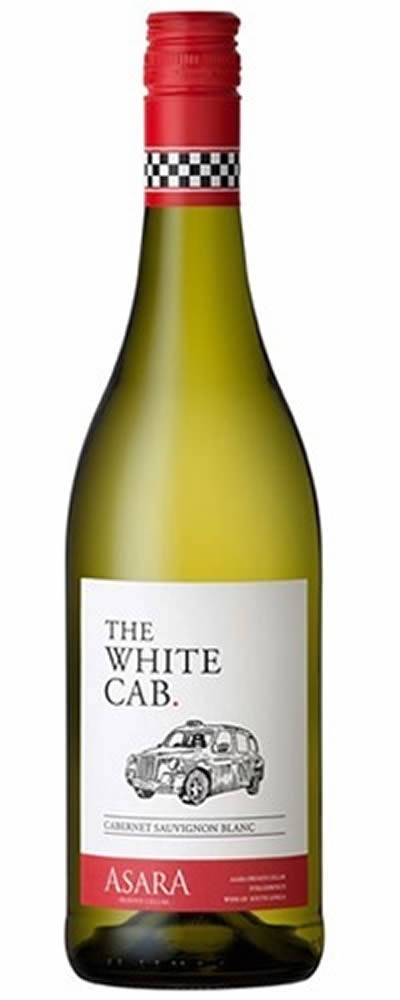 Asara The White Cab 2018