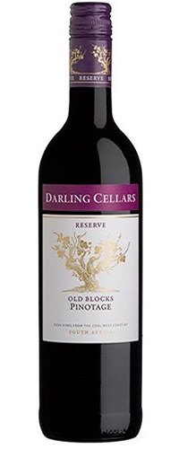 Darling Cellars Reserve Old Blocks Pinotage 2016