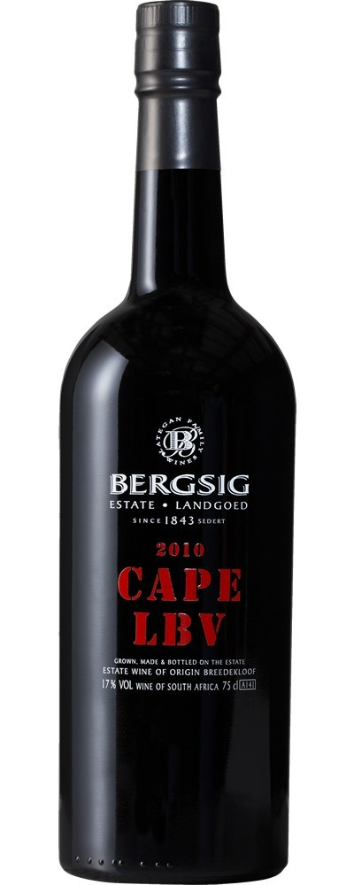 Bergsig Cape Ruby (Port)