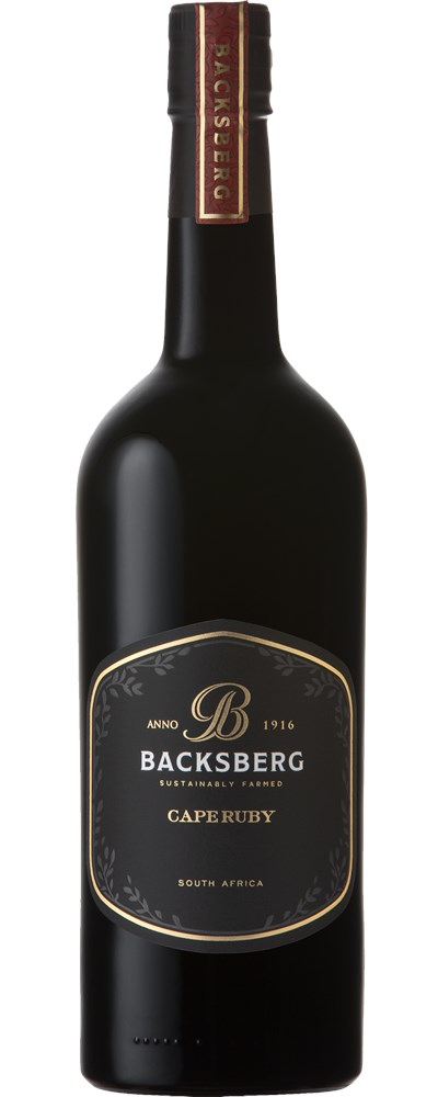 Backsberg Cape Ruby NV