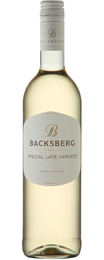 Backsberg Special Late Harvest 2018