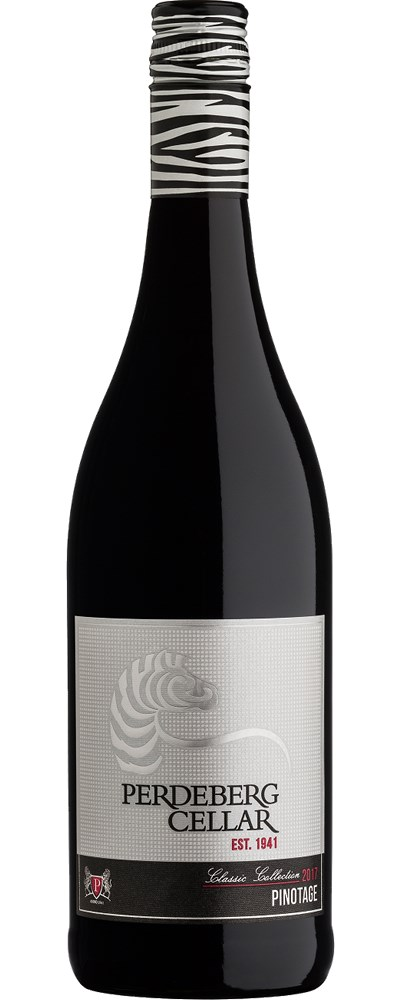 Perdeberg The Classic Collection Pinotage 2017