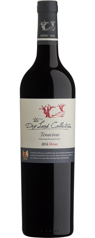 Perdeberg The Dry Land Collection Tenacious Shiraz 2014