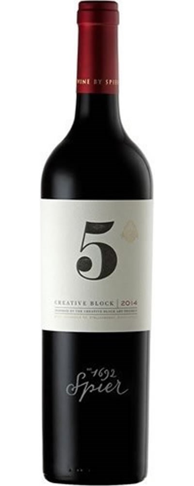Spier Creative Block 5 2016