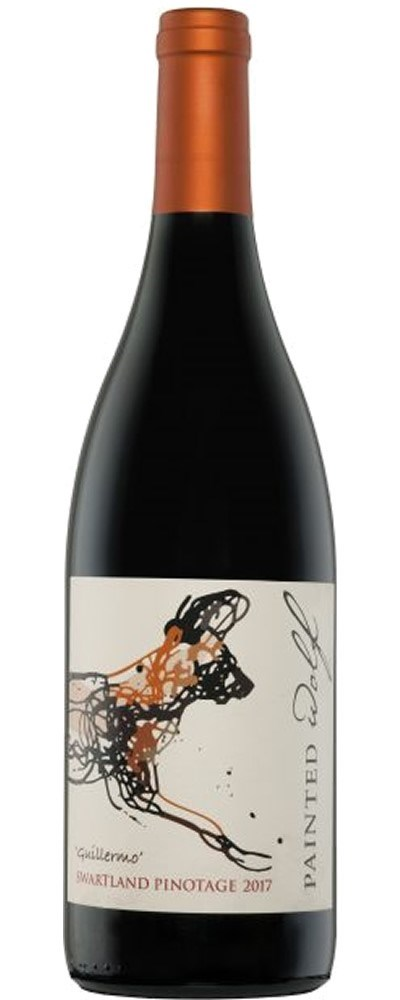 Painted Wolf Guillermo Swartland Pinotage 2017