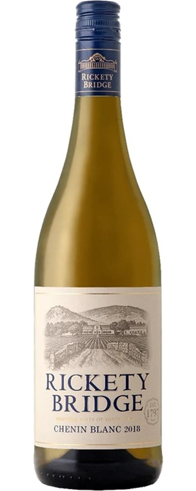 Rickety Bridge Chenin Blanc 2018