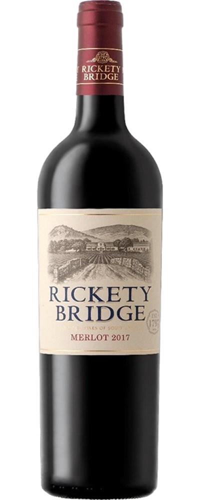 Rickety Bridge Merlot 2017