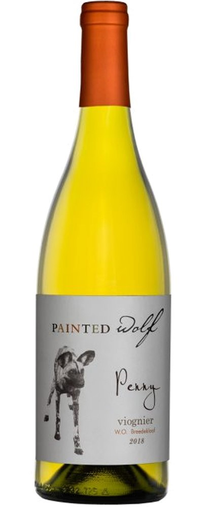 Painted Wolf Penny Breedekloof Viognier 2018