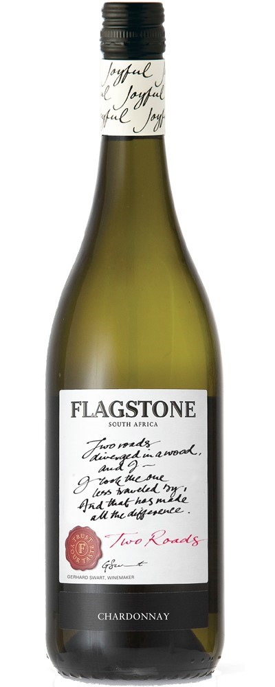 Flagstone Two Roads Chardonnay 2018