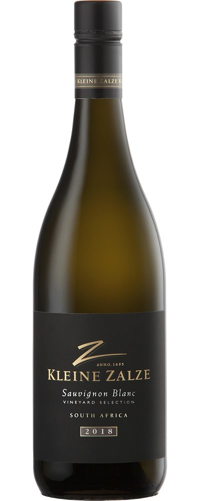 Kleine Zalze Vineyard Selection Sauvignon Blanc 2018