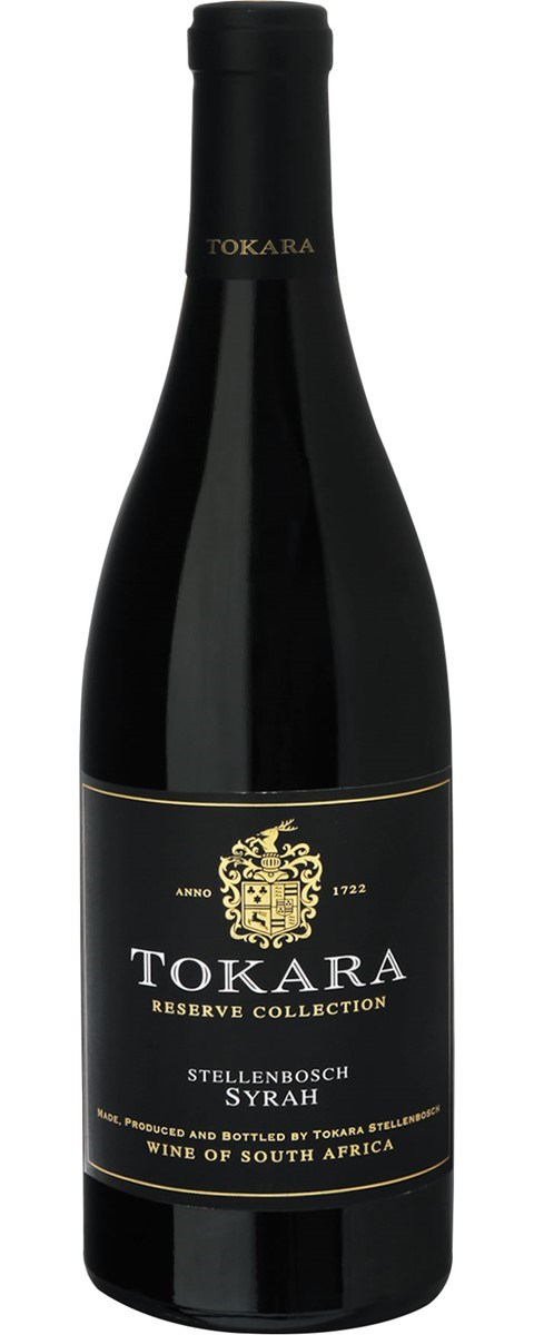 Tokara Reserve Collection Syrah 2015