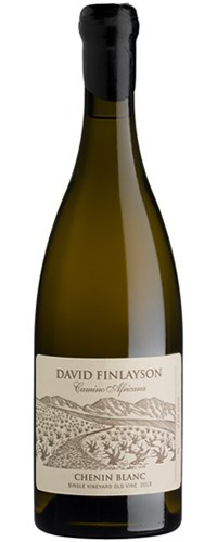 David Finlayson Camino Africana Chenin Blanc 2018 Old Vine Single Vineyard