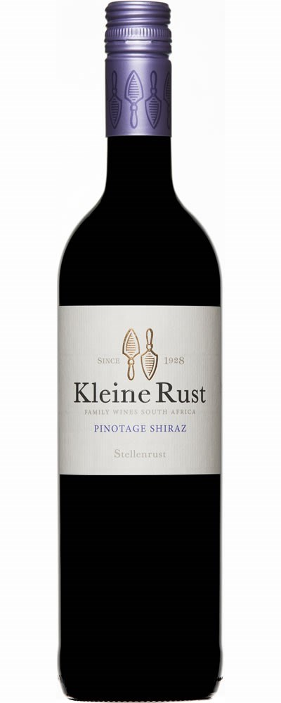 Kleine Rust Red (Pinotage / Shiraz) 2018 - SOLD OUT