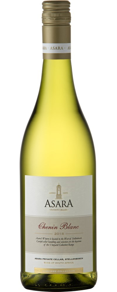 Asara Vineyard Collection Chenin Blanc 2018