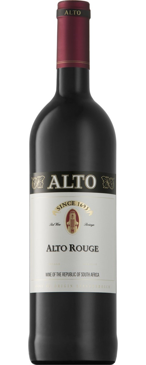 Alto Rouge 2017 - SOLD OUT