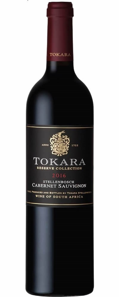 TOKARA Reserve Collection Cabernet Sauvignon 2016