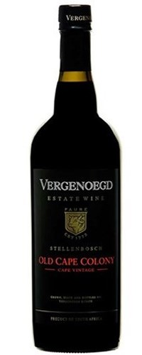 Vergenoegd Old Cape Colony Vintage 2011