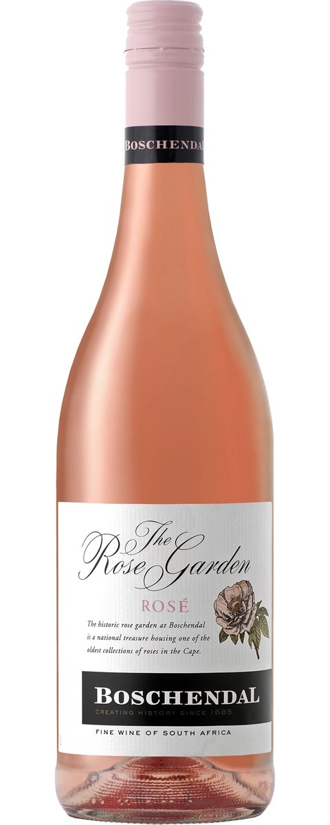 Boschendal Classic The Rose Garden Rosé 2019