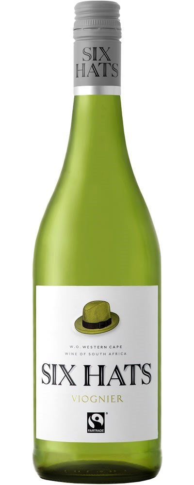 Six Hats Viognier 2019