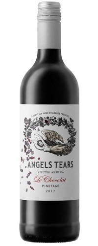 Angels Tears Le Chocolat Pinotage 2018