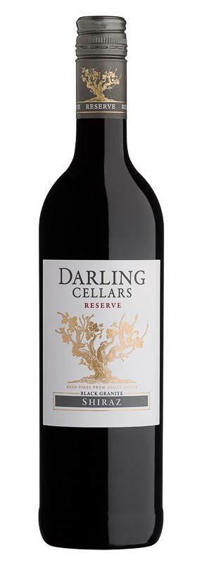Darling Cellars Reserve Black Granite  Shiraz 2017