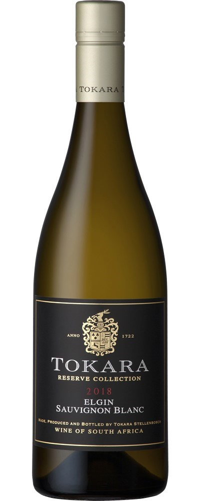 Tokara Reserve Collection Elgin Sauvignon Blanc 2018