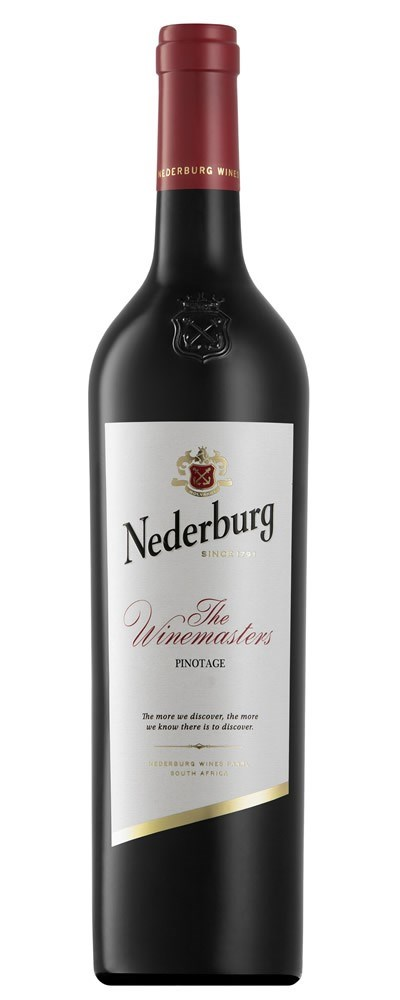 Nederburg  The Winemasters Pinotage 2018