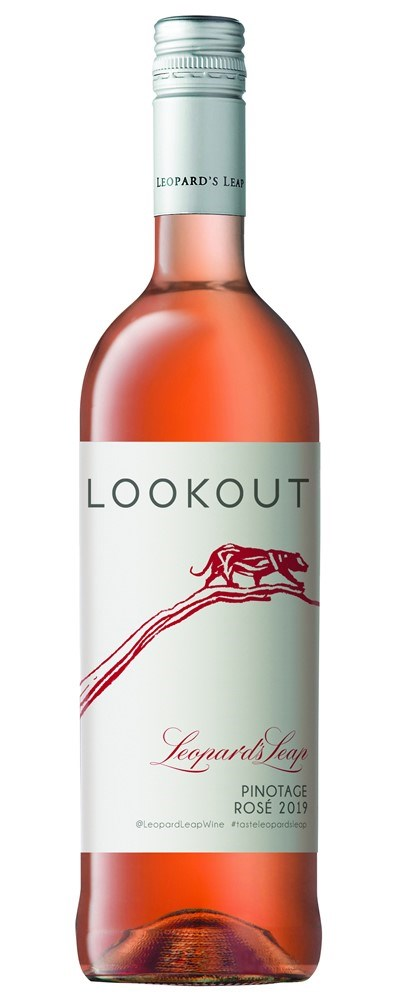 Leopards Leap Lookout Pinotage Rose 2019