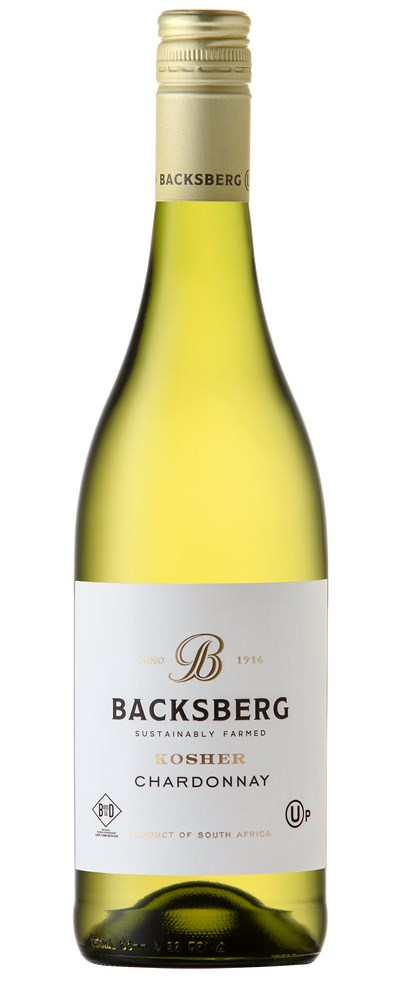 Backsberg Kosher Chardonnay 2019