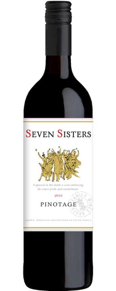 Seven Sisters Pinotage 2018