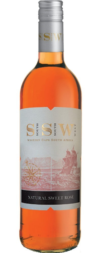 South South West Natural Sweet Rosé 2017
