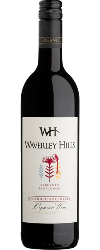 Waverley Hills Cabernet Sauvignon (No added Sulphites) 2019