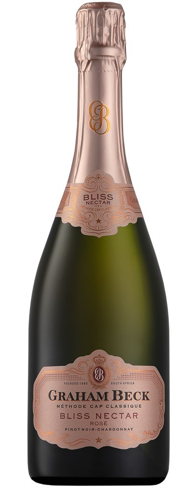 Graham Beck Bliss Nectar Rosé NV