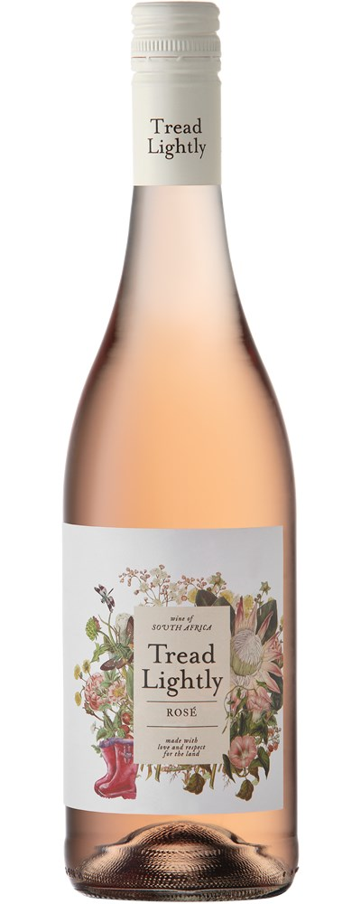 Backsberg Tread Lightly Pinotage Rosé 2018