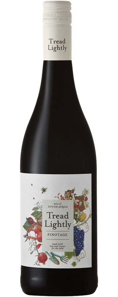 Backsberg Tread Lightly Pinotage 2017