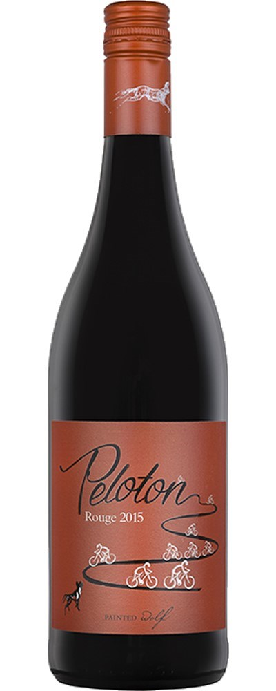 Painted Wolf Peloton Rouge Red Cape Blend 2015