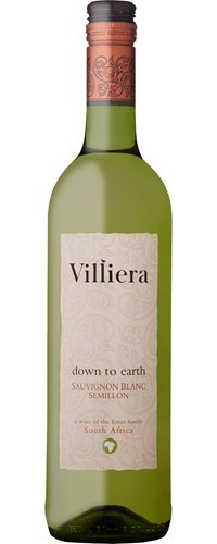 Villiera Down to Earth White 2019