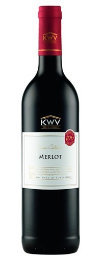 KWV Classic Collection Merlot 2018