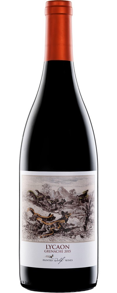 Painted Wolf Lycaon Swartland Grenache 2015