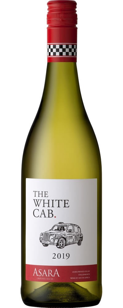 Asara The White Cab 2019