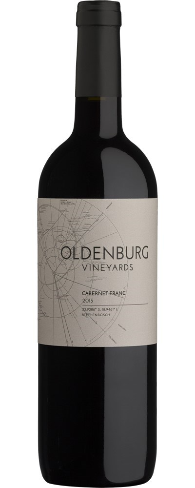 Oldenburg Vineyards Cabernet Franc 2016