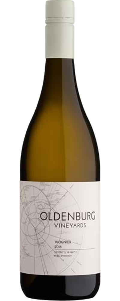 Oldenburg Vineyards Viognier 2018