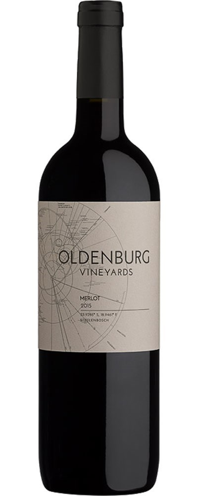 Oldenburg Vineyards Merlot 2016