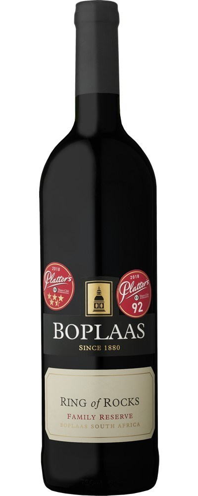 Boplaas Family Reserve Ring of Rocks 2016