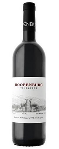 Hoopenburg Pinotage 2017