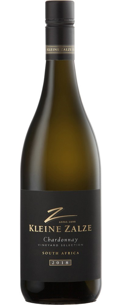 Kleine Zalze Vineyard Selection Barrel Fermented Chardonnay 2018